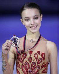 Щербакова Анна Станиславовна