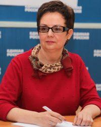 Савастьянова Ольга Викторовна